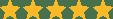 5 star Google rating from Ozzi's Burrito Shack