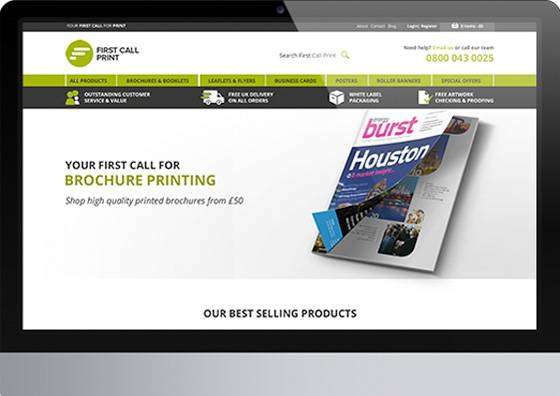 Ecommerce Website Design Midas Creative