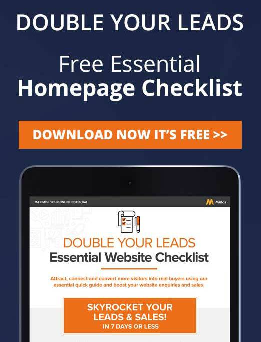 Essential Website Homepage Checklist