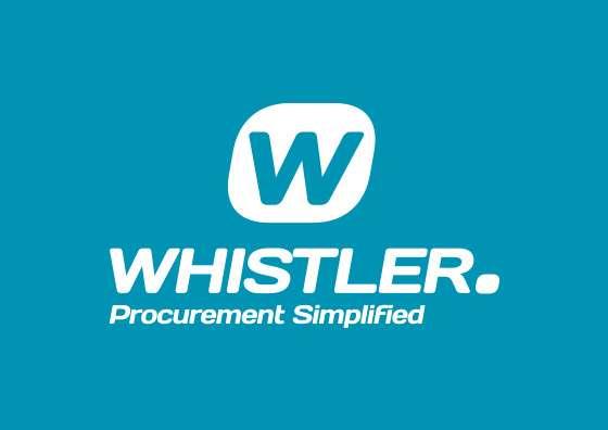 Whistler Technology Logo Design