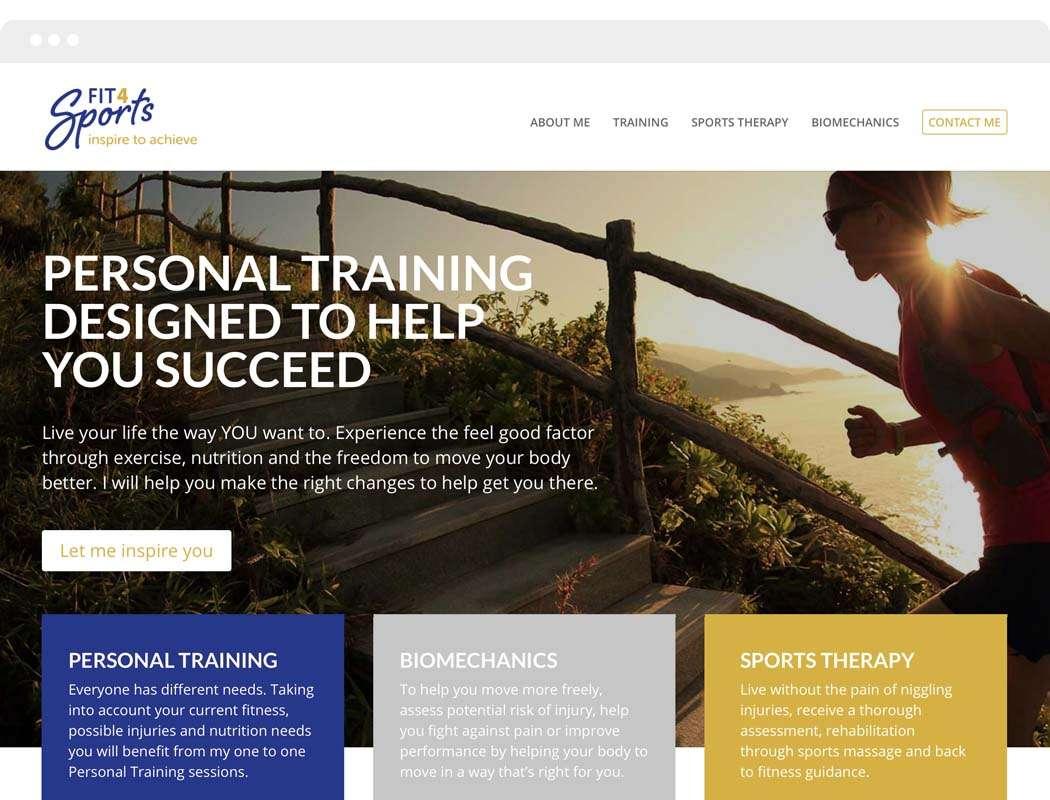 Whistler Technology Website Design Midas Creative