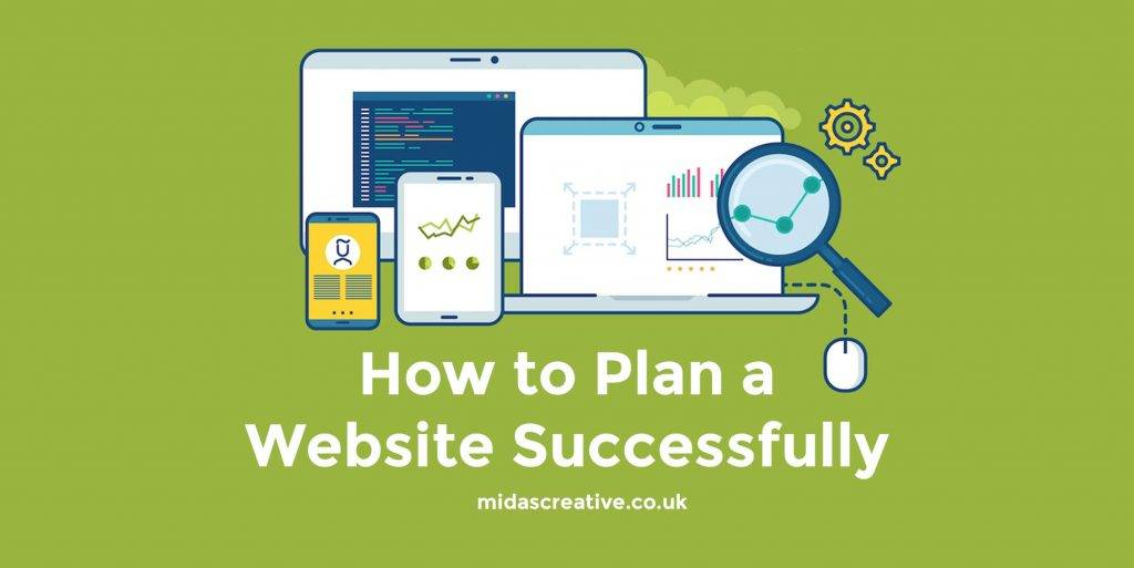 How to Plan a Website Successfully